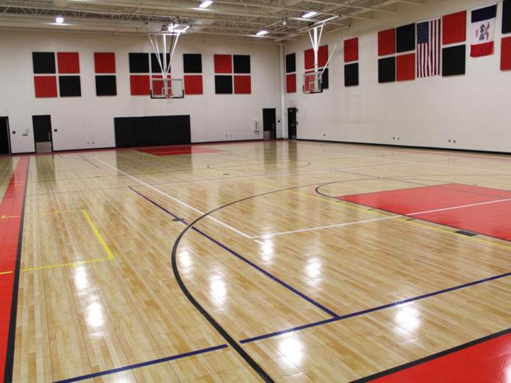 Gymnasium Flooring | Sport Court Texas