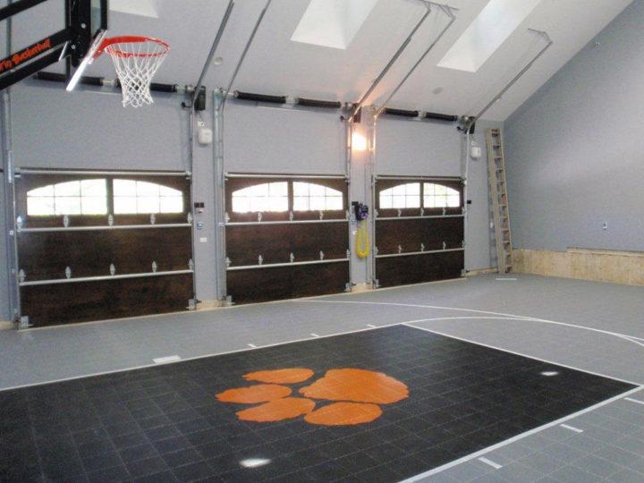Home Gym | Sport Court Texas