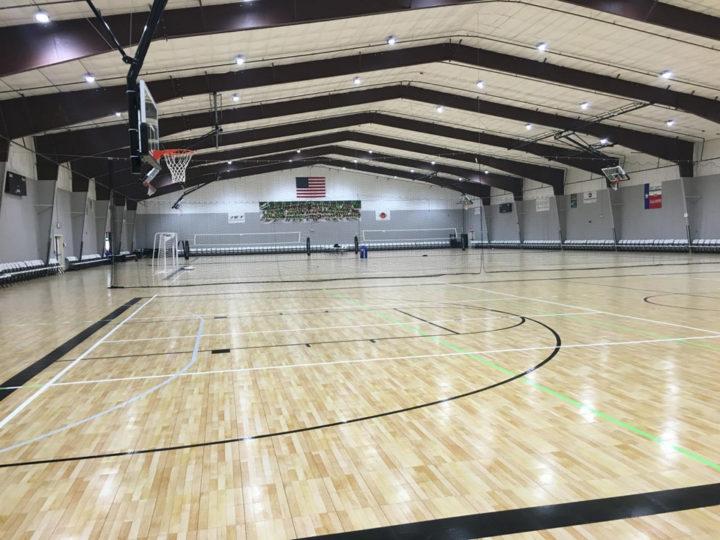 Amarillo NetPlex | Sport Court Texas