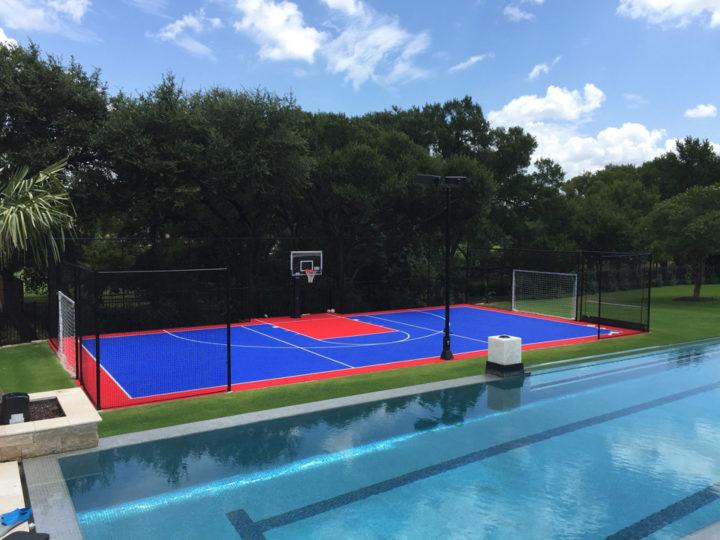 Behringer 35 x 66 | Sport Court Texas