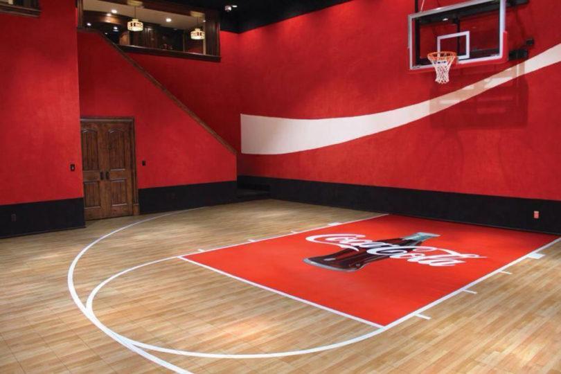 Coca Cola Indoor Gym