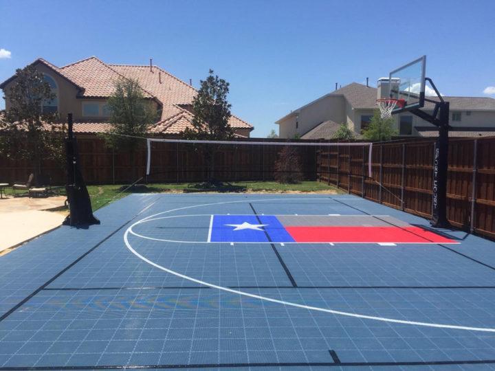 Dallas Half-Court