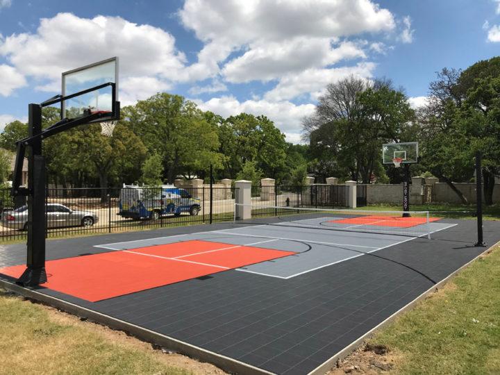 Dallas Court   Sport Court Texas