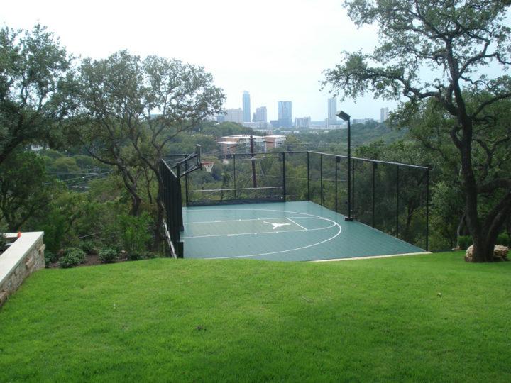 DeAngleis   Sport Court Texas
