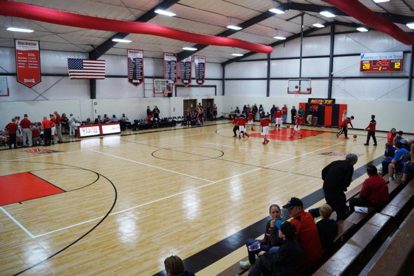 Faith Academy | Sport Court Texas