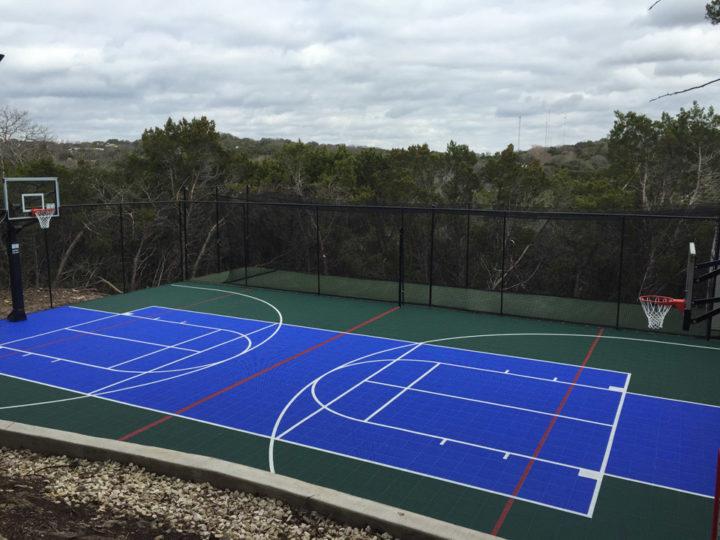 Hoffman 45 x 60   Sport Court Texas