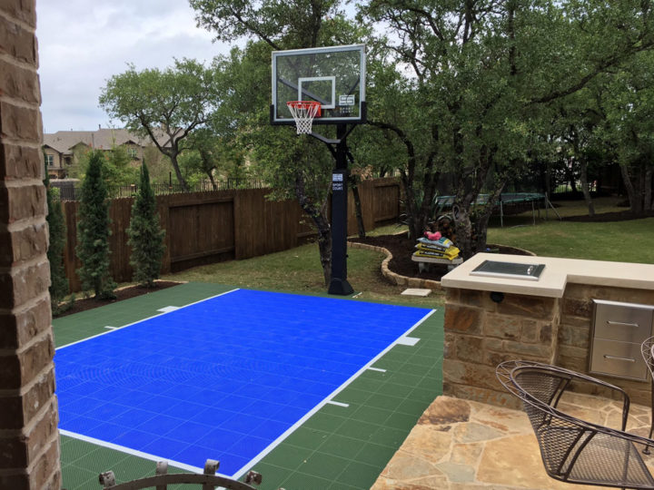 Holt 20 x 60 | Backyard Court