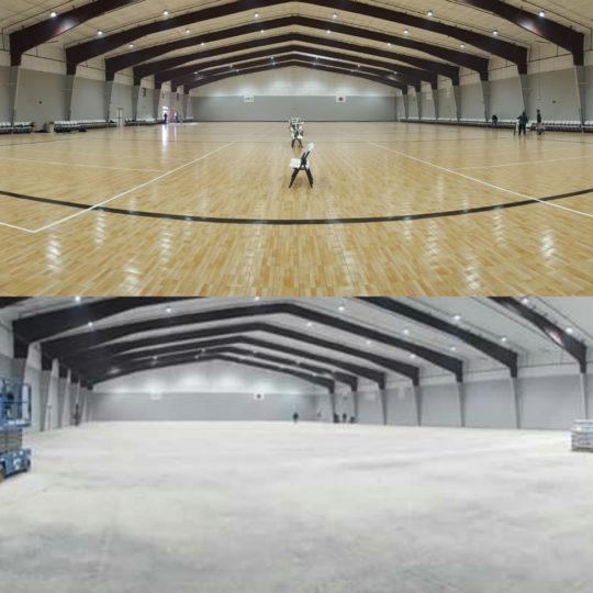 Indoor Court | Sport Court Texas