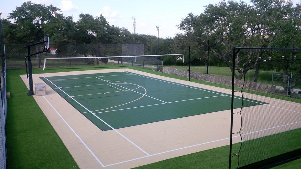 Tennis Court   Sport Court Texas