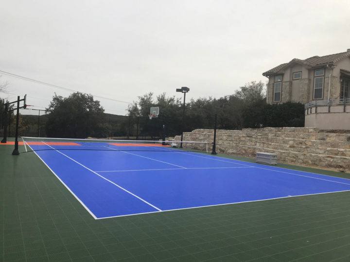 Tennis Court | Sport Court Texas