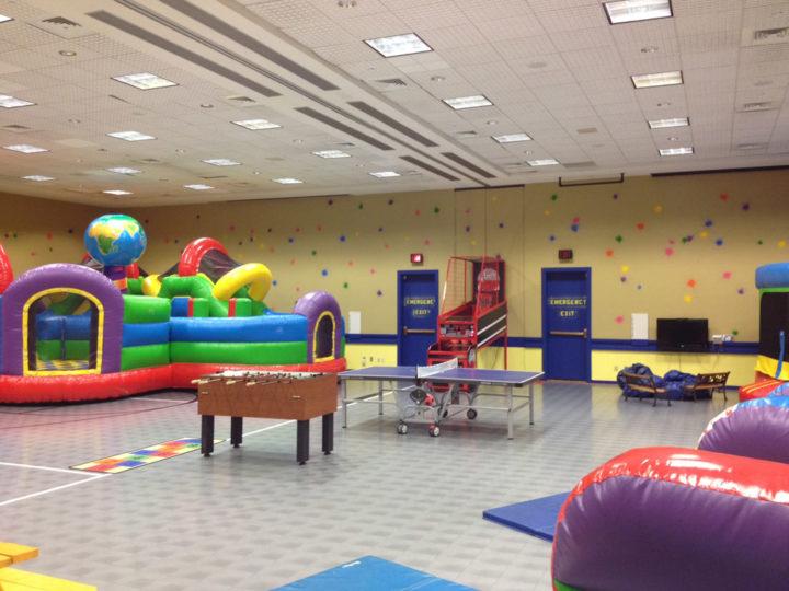 Lakeway Kids Zone | Sport Court Texas