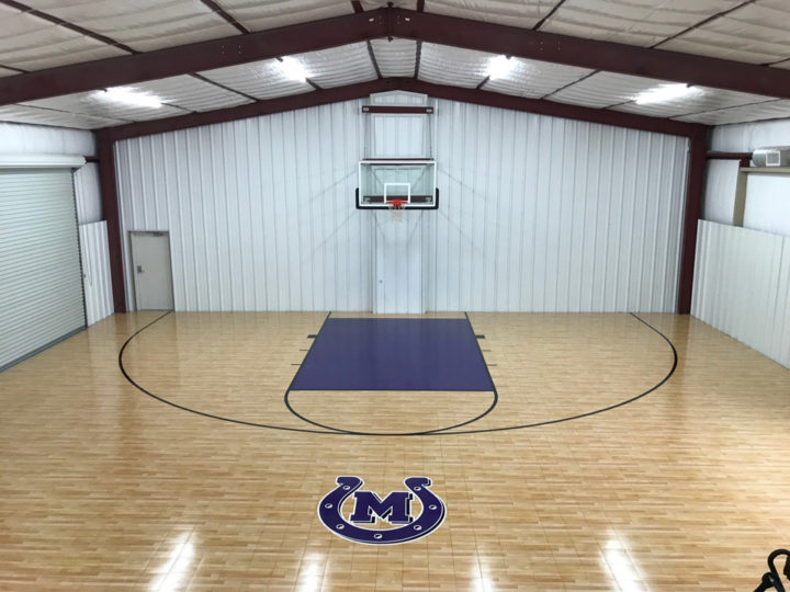 Mayfield Home Gym | Sport Court Texas