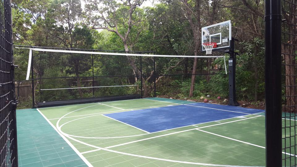Potts   Sport Court Texas