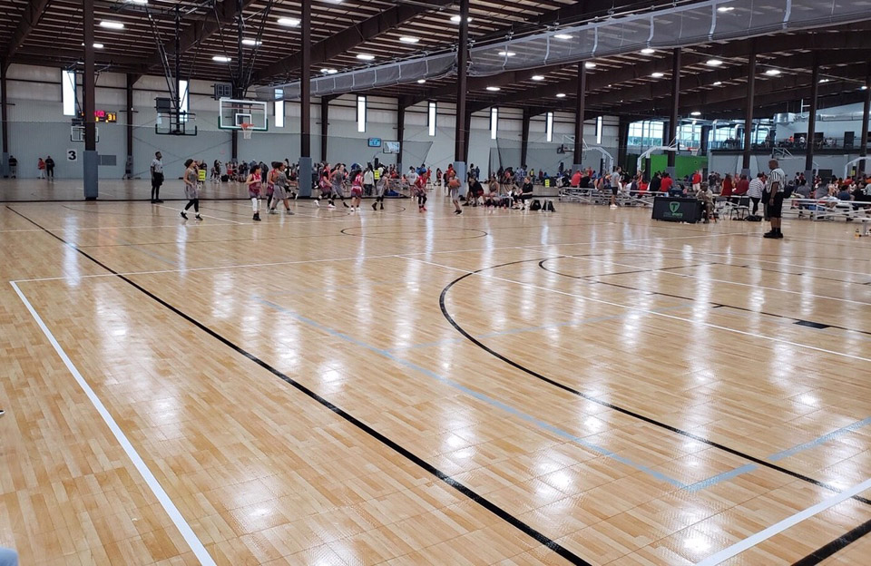Titan | Sport Court Texas