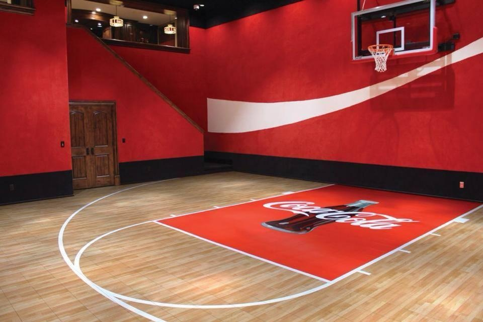 Home Gym Basketball