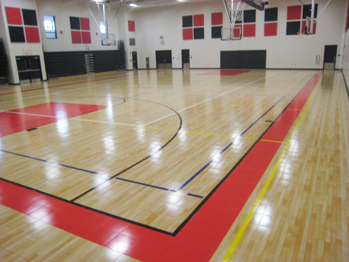 Maple Select | Sport Court Texas